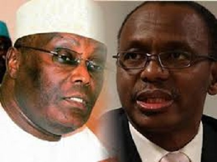 Atiku Should Tell the World Why He is Avoiding America – El-Rufai