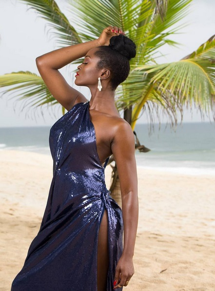 The Darker My Skin Gets, the Happier I Become – Rapper, Eva Alordiah Shares Bra-less Sexy Beach Photos