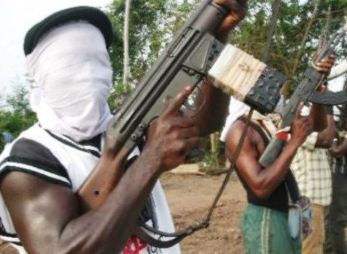 Oh No! Gunmen Storm APC Chieftain's Home in Ekiti, Whisk Away His Wife