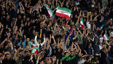 Government Bans Football Fans From Celebrating During World Cup Qualifier…See Stunning Details