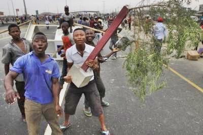 Pandemonium in Community as Angry Youths Kill Four and Set Ablaze Shiite Islamic School in Kaduna