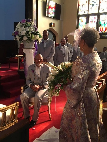Image result for 86 year old bride