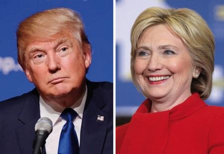 U.S Poll: Hillary Clinton Widens Gap Against Donald Trump
