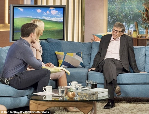 bill gates the man behind the Would bill gates have become the world's richest man without microsoft co-founder paul allen would paul allen have made the billionaires list without bill gates.