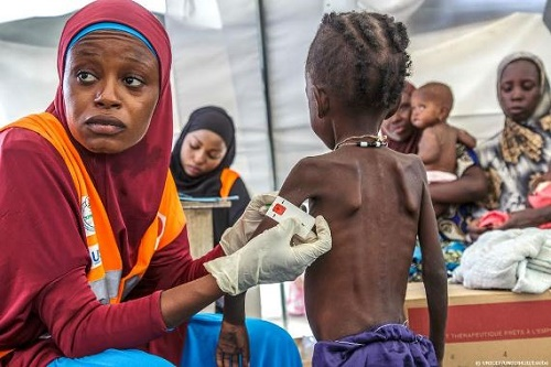 SHOCK As Hungry Jos Communities REJECT Immunization, Beg Officers To Convert Vaccines To Food