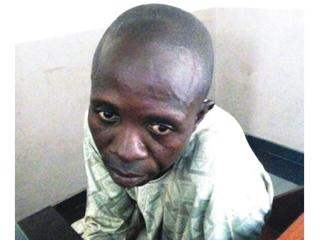 See the Man Who Duped New Couple, 11 Others of N1m While Still in Kirikiri Prison (Photo)