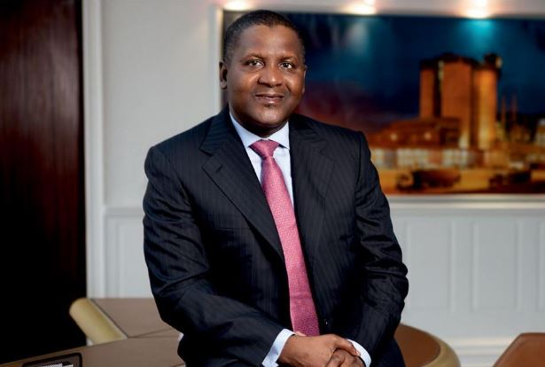 Read What Dangote Said About the Nigerian Economy on His Birthday