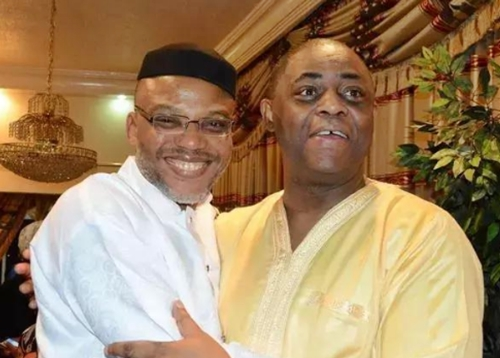 Nnamdi Kanu: The Rise of Biafra and the Coming of Oduduwa - By Femi Fani-Kayode