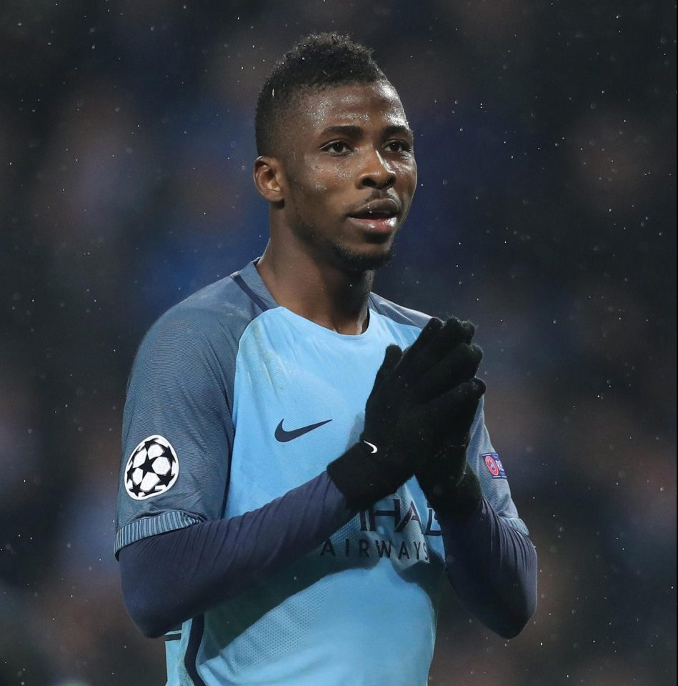 See Photos of Iheanacho Undergoing Medicals at Leicester for His Record 25million Pounds Move to Leicester