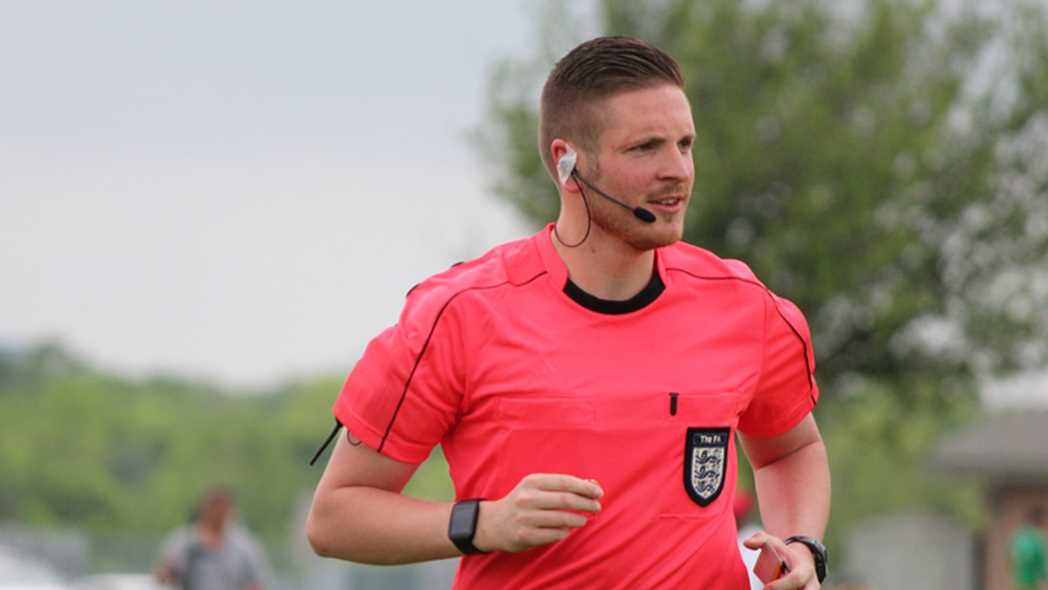 See the First Gay Referee From Britain Who Will Officiate Matches in the English Football League