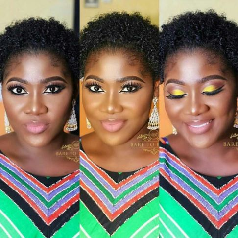 Actress Mercy Johnson Allegedly Undergoes Neck Surgery
