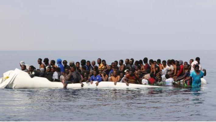 Smugglers Throw 180 Migrants Into Yemen Sea