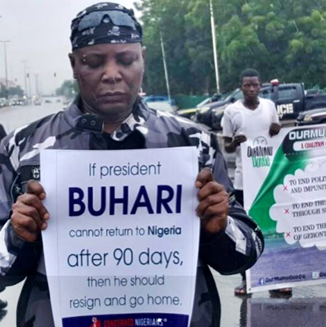 94 Days After: Is It True Buhari is Undergoing Chemotherapy and That's Why He Can't Return to Nigeria?