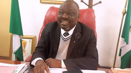 BREAKING: Edo State Assembly Speaker, Okonoboh impeached