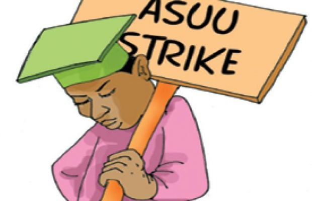 ASUU Begins Indefinite Strike