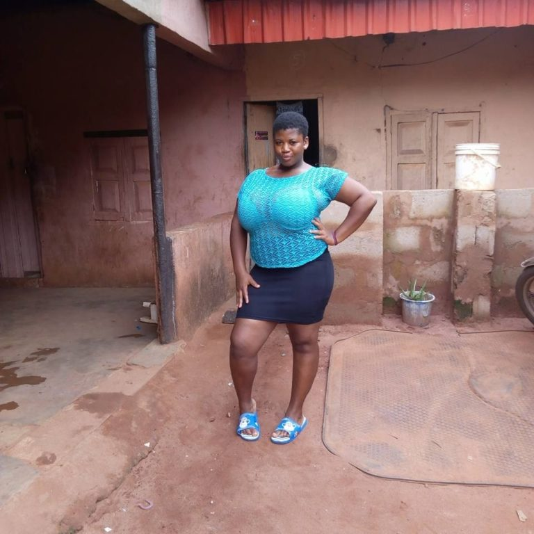 This Is Chisom, The Naija Porn Star Who Left Her Village To