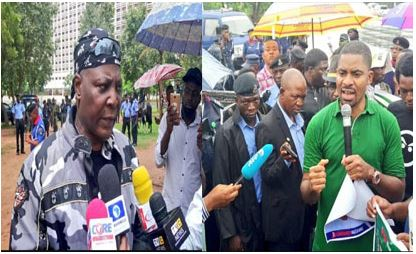 #ResumeorResign: Charly Boy, Adeyanju Threaten Court Actions Against Buhari