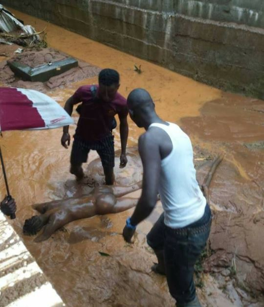 Over 400 People Dead and 600 Missing in Sierra Leone ...