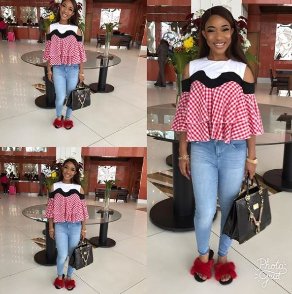 The Secret I Used to Lose My Baby Weight After Giving Birth - Tonto Dikeh Reveals
