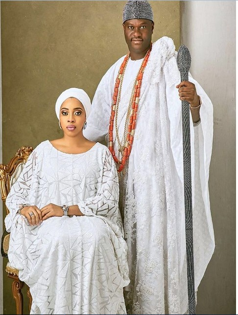Alleged Reasons Ooni of Ife & Olori Wuraola's Marriage Crashed - Olori's Friends Reveal