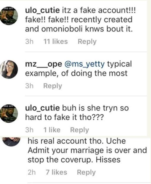 jomb2 - Nollywood Actress, Uche Jombo Allegedly Divorces Husband Secretly