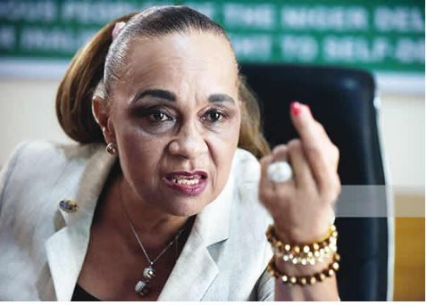 Buhari Gave Critical Appointments to His Family, Friends, People of His Religion - Annkio-Briggs Insists