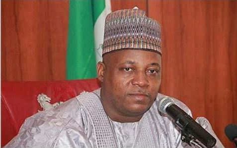 Restructuring My Foot! To Hell With Restructuring!! - Governor Shettima