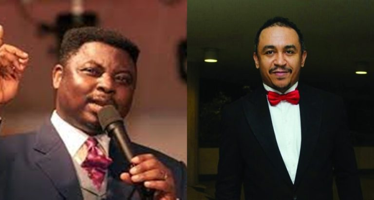 Pastor Matthew Ashimolowo Mocks Daddy Freeze Before His Congregation Members (Video)