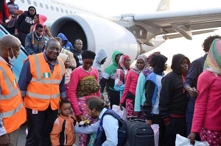 We Were Abducted and Sold Into Slavery in Libya by Fellow Nigerians - Returnee Reveals