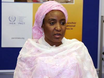 Turai Yar'Adua's N10 Billion Abuja Cancer Centre Currently Lies Abandoned