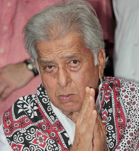 Legendary Indian Bollywood Actor, Shashi Kapoor is Dead (Photos)