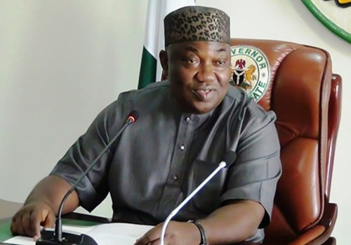Enugu Workers in Jubilation as Governor Ugwuanyi Approves 13th Month Salary for Workers