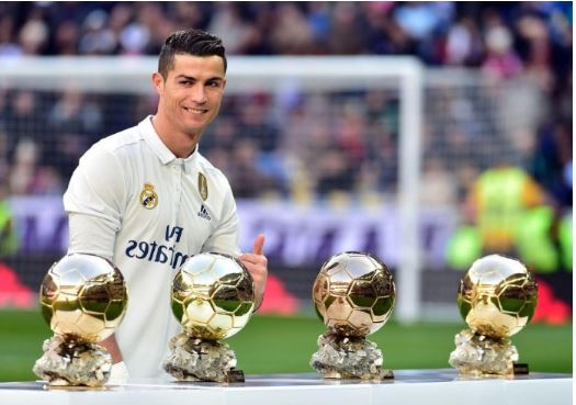 Champions League: Ronaldo Sets New Record
