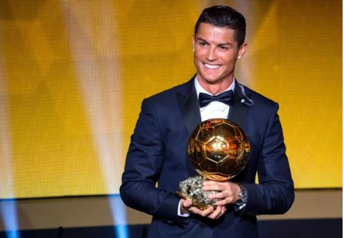 2017 Ballon d'Or: Ronaldo Speaks on Equaling Messi's Record