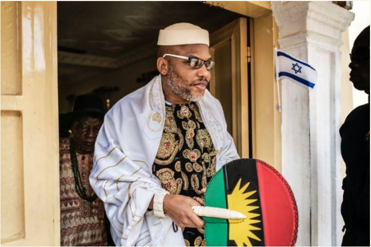Biafra: Return My Mother's Boxes of Wrapper You Took Away - Kanu Urges Army, Police