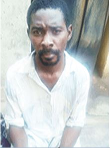 See the Man Who Sold His Two Kids and Landlord's Son For N310,000 (Photo)