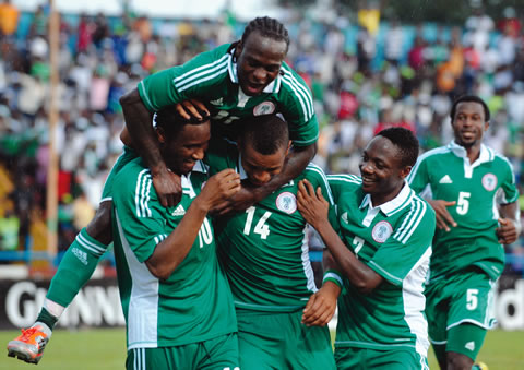 FIFA Fines Nigeria for Fielding Ineligible Player in World Cup Qualifiers, Awards Algeria 3 Points