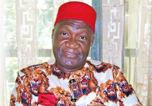 Biafra: I'll Sabotage Another War on Igboland - Ohaneze President, Chief Nwodo Speaks in Lagos
