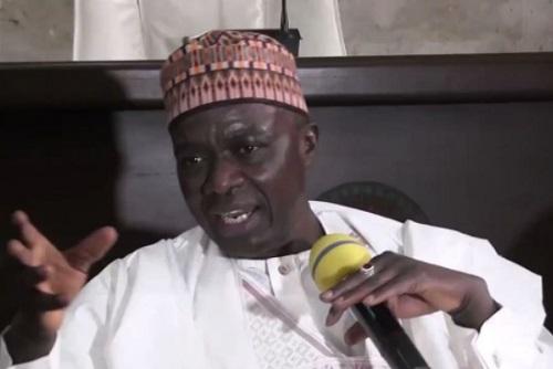 Watch Adamawa State SSG Publicly Justifying Fulani Herdsmen Carrying AK47, Arms (Video)