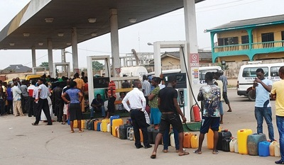 NNPC Discovers 144 Truckloads of Diverted Fuel