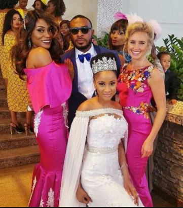 Wedding Party 2.The Wedding Party 2 Earns N20 Million On Opening Day At Cinemas