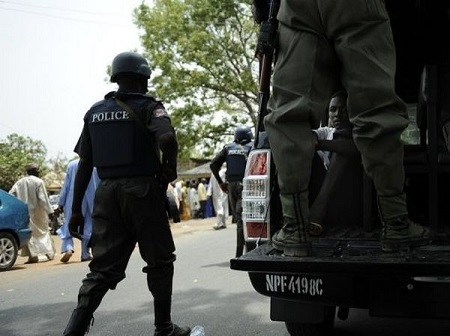 Drama As Man Accuses His Own Brother Of Kidnapping His Child In Nasarawa