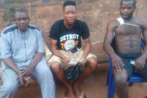 Unemployed Graduate Returns N560k He Found at an Accident Scene (Photos)
