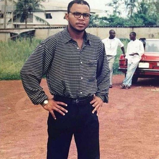 See Ramsey Nouah in Epic Throwback Photos as He Marks 47th ...