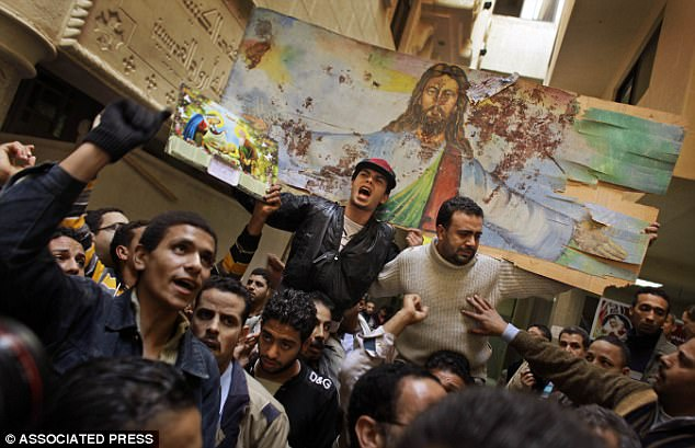 Hundreds of Muslims Attack Church Leaving Many People Wounded Few Days to Christmas