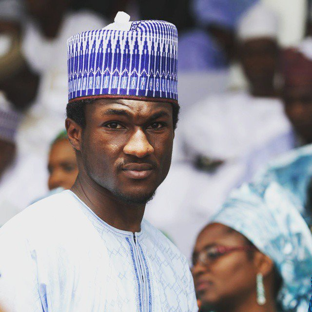 Atiku, Senate President, Reno and Others React to Yusuf Buhari`s Motorcycle Accident