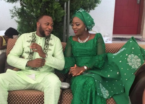 Popular Channels TV's Anchor Maupe Ogun Weds In Lagos (Photos)