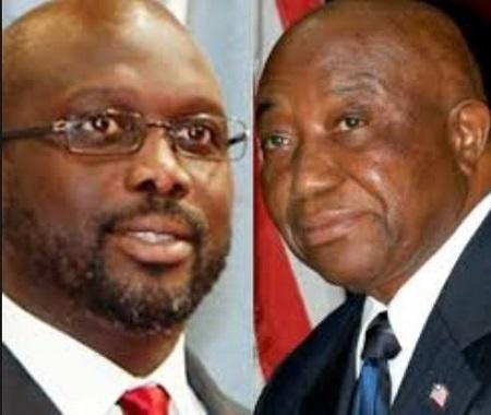 Liberia's Vice President Concedes Defeat, Congratulates George Weah