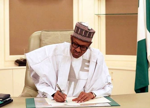 President Buhari Appoints 3 Dead People as Board Members of New FG Parastatals