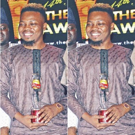 How I Got Nicknamed Baddo - Rapper, Olamide Reveals as He Receives